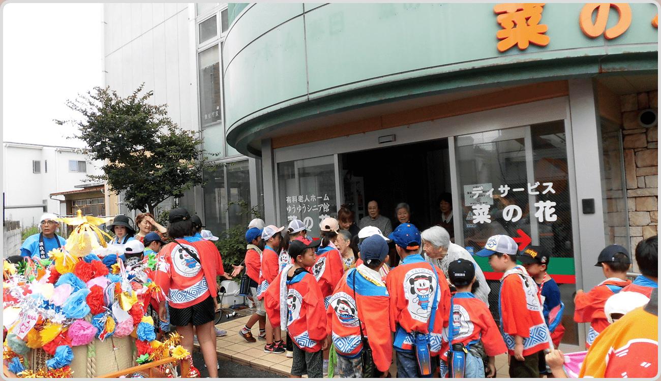 須玖南地区祭り