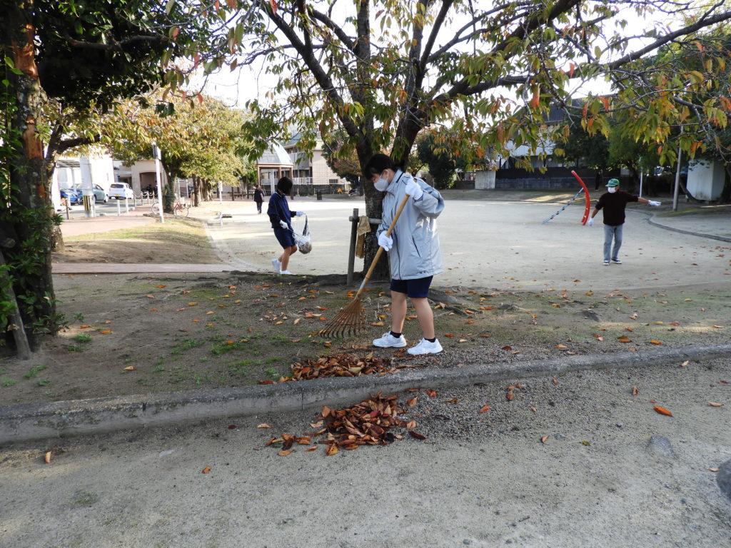 秋のクリーン作戦3